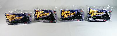 Eerie Express Wendy's Kid's Meal Lionel Toy Train Set NIP Engine Caboose Cars