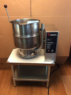 Very Nice Groen Tdb-40 Electric Kettle With Many New Parts