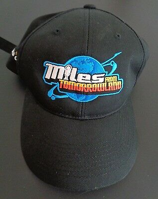 DISNEY Promo MILES FROM TOMORROWLAND Hat Cap FREE SHIPPING Wild Canary TV