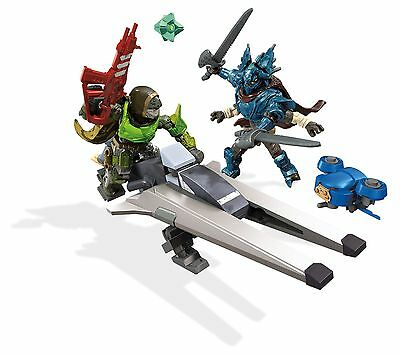 Mega Bloks Destiny Sparrow S-10V Building Set