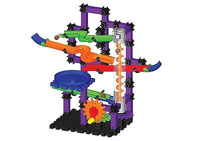 The Learning Journey Techno Gears Marble Mania-Zoomerang 100 Plus Pieces