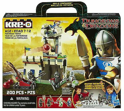 KRE-O Dungeons & Dragons Fortress Tower Set