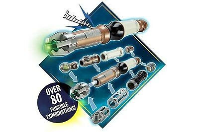 Doctor Who Build Your Own Personalized Sonic Screwdriver Set (includes parts ...