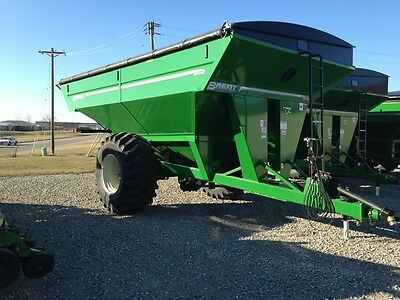 2015 Brent 882 Grain & Feed Handling