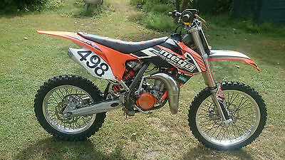 KTM 85SX 2015 Great Condition