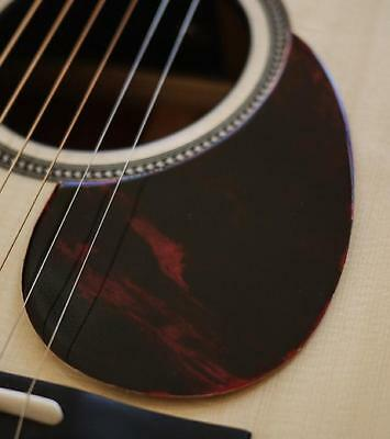 Acoustic guitar pickguard Martin Small OM Tortis style