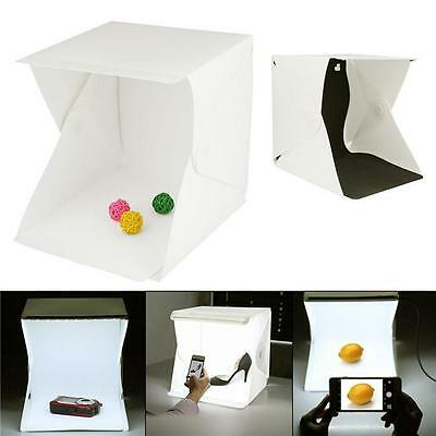 New Photography Studio Photo Light Tent Box Cube Backdrop Lighting Kit Tool B