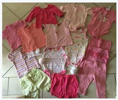 Size 00 Baby Girl Bundle In Great Condition! Gorgeous Items!