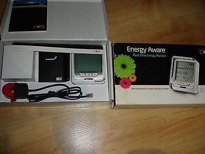 British Gas Current Cost Trec Energy Electricity Electric Monitor
