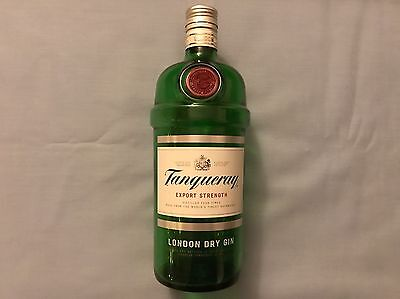 Tanqueray Export Strength London Dry Gin, 1 Litre Bottle