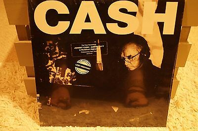 Johnny Cash American V: A Hundred Highways  NEW 180g VINYL LP Factory Sealed