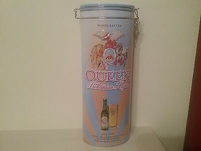 Queen Bohemian Lager Presentation Tin And Contents.