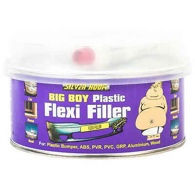 Big Boy Plastic Flexi Filler Bumper Aluminium Wood ABS PVR PVC GRP 600ml