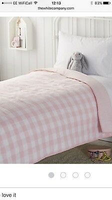 the little white company Cot Bed Duvet Cover