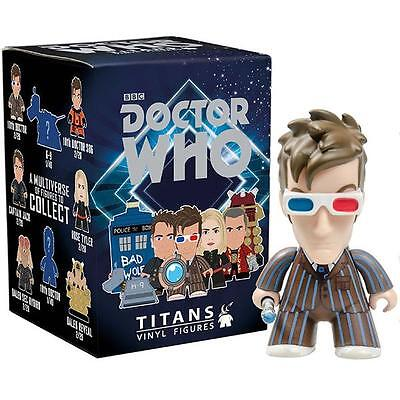 Doctor Who  TITANS Vinyl Figure -  10th Doctor: Gallifrey Collection