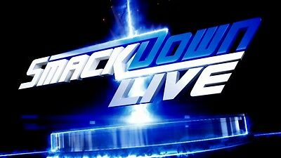 2x WWE Smackdown Live (After Wrestlemania) Tickets - 04/04 @ Amway Center Sn225