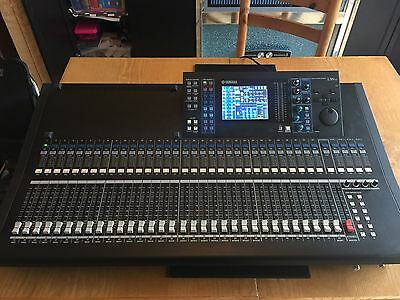 Yamaha LS9 32 Channel Digital Mixing Console Mixer Desk