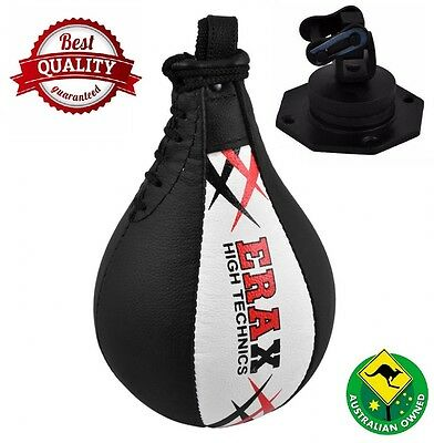 Speed Ball & Swivel Deal Boxing Punching Mma Training Awesome Quality Au Postage