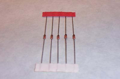 BB505B 2-20pF varicap varactor diodes Leaded  Qty. 5 NEW  Other vaicaps stocked