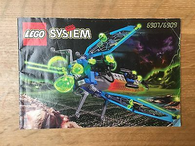 Lego System 6907 6909 Instructions Only 200 Picclick Uk