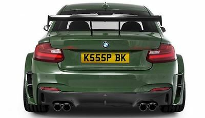 Keep Back Up Fast Speed You Lost Bye M4 M2 M3 C63 Amg Gtr Private Number Plate
