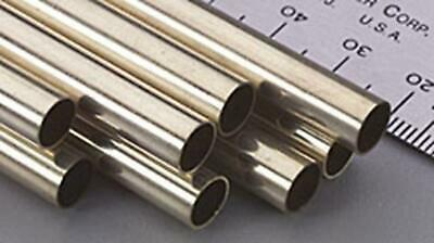 K&S Round Brass Tube 9/32 (1pc). KS 8132