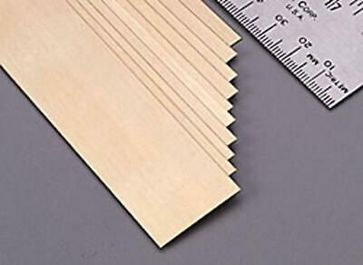 K&S Brass Strips .016x1 (1) 8232