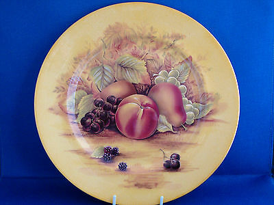 RARE Aynsley Orchard Gold Dinner Service for 6 New & Unused with labels FABULOUS