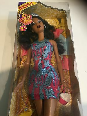 """Barbie """"so In Style""""  Trichelle Party Doll Bambola Mattel"""