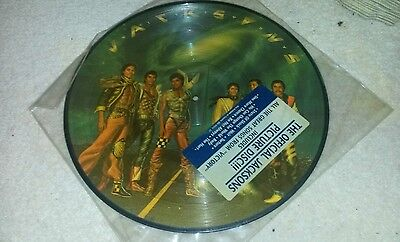 "jacksons victory picture disc vinyl 12"" record michael jackson"