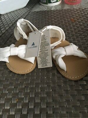 Baby Girl Sandals 3-6 Months
