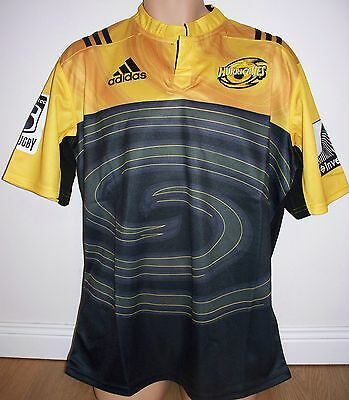 """Hurricanes - Super Rugby - Wellington - New Zealand  - Small - 42"""" Chest - New"""
