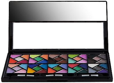 50 Shades Colours Chit Chat Geometric Genius Eyeshadows Makeup Set Ideal Gift!