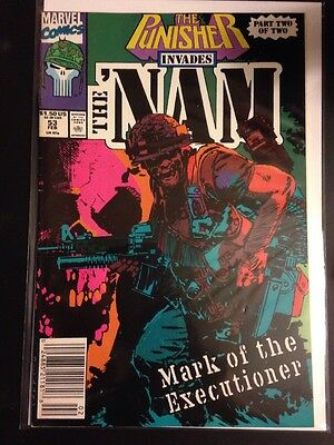 Marvel The Punisher Invades The Nam 53