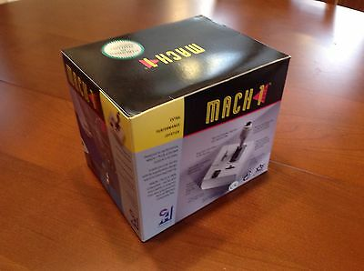 Joystick Mach 1 Plus per PC IBM o compatibili - CH Products
