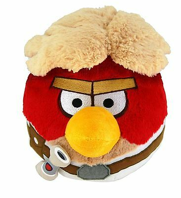 "Angry Birds Star Wars 8"" Plush Soft Toy Collectible Special Edition NEW"