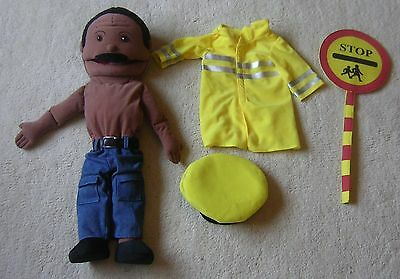 """The Puppet Company 24"""" Hand Puppet with several costumes"""