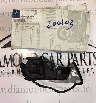 Brand New Genuine Mercedes R171 Slk Right Dr.side Wing Mirror Frame A1718101676