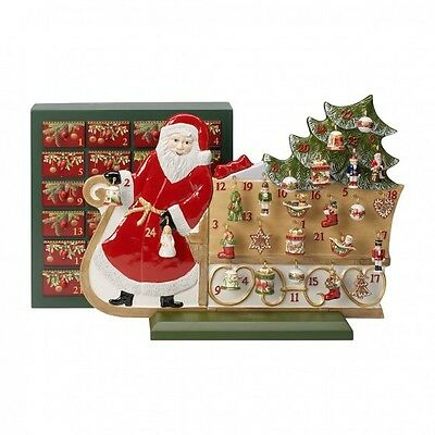 Villeroy & and Boch Christmas Toys Memory - Advent Calendar BOXED NEW
