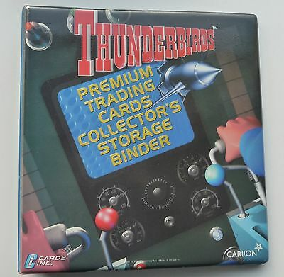 Thunderbirds Series 1 Card Collection, Binder, Base, Auto's, Chase - Cards Inc.