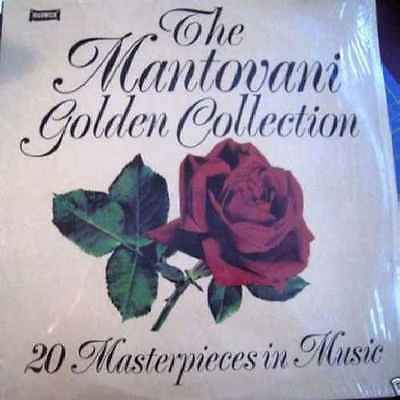 Mantovani And His Orchestra-The Mantovani Golden Collection - 20 Masterpieces In
