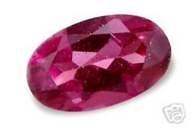 Best Purple Red RHODOLITE GARNET 5x3 mm Oval Cut