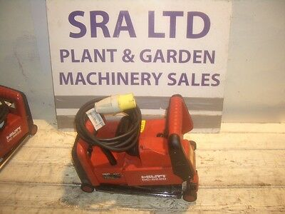 Hilti Dc-Se20 110 Volt Wall Chaser With 2 Blades Vat Included Price Sra4