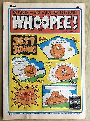 WHOOPEE! Comic - Issue No. 6 - 1974