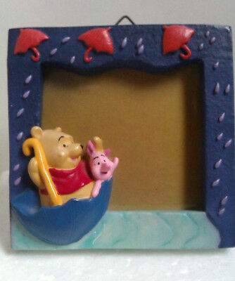 WINNIE THE POOH Classic Picture Frame 'Sailing'