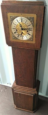 Hermle Vintage Antique Chimes Clock Excellent Condition