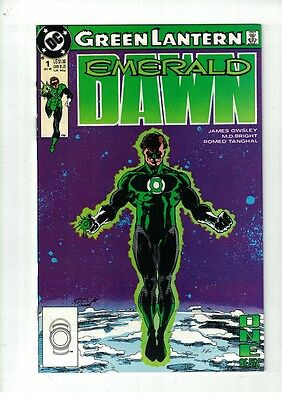 Green Lantern: Emerald Dawn #1 NM-