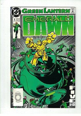 Green Lantern: Emerald Dawn #5 NM-