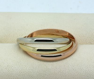 CARTIER Trinity Ring 18kt Gold RW55