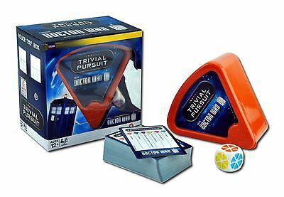 NEU...TRIVIAL PURSUIT DOCTOR WHO...600 Questions